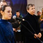 Открытие выставки Леонида Тишкова в Екатеринбурге, фото 10