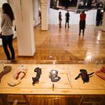 Открытие выставки Леонида Тишкова в Екатеринбурге, фото 15