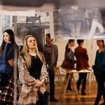 Открытие выставки Леонида Тишкова в Екатеринбурге, фото 19