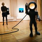 Открытие выставки Леонида Тишкова в Екатеринбурге, фото 21