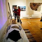 Открытие выставки Леонида Тишкова в Екатеринбурге, фото 24