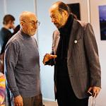 Открытие выставки Леонида Тишкова в Екатеринбурге, фото 30