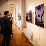 Открытие выставки Леонида Тишкова в Екатеринбурге, фото 34