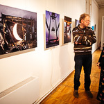 Открытие выставки Леонида Тишкова в Екатеринбурге, фото 40