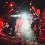 Концерт группы Black Veil Brides в Екатеринбурге, фото 26