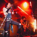 Концерт группы Black Veil Brides в Екатеринбурге, фото 41