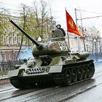 День Победы 2015 в Екатеринбурге, фото 2