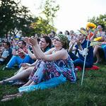 Открытие фестиваля Open Air Fest 2015 в Екатеринбурге, фото 14