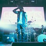 Концерт группы Papa Roach в Екатеринбурге, фото 1