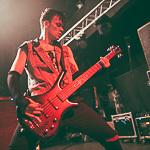 Концерт группы Papa Roach в Екатеринбурге, фото 10
