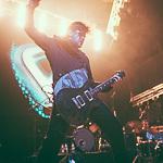 Концерт группы Papa Roach в Екатеринбурге, фото 16