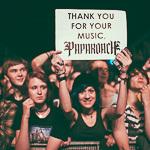 Концерт группы Papa Roach в Екатеринбурге, фото 17