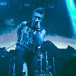 Концерт группы Papa Roach в Екатеринбурге, фото 23
