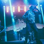 Концерт группы Papa Roach в Екатеринбурге, фото 34