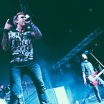 Концерт группы Papa Roach в Екатеринбурге, фото 37