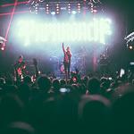 Концерт группы Papa Roach в Екатеринбурге, фото 66