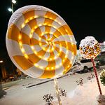 Новый год 2016 в Екатеринбурге, фото 1