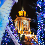 Новый год 2016 в Екатеринбурге, фото 14