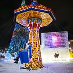 Новый год 2016 в Екатеринбурге, фото 15