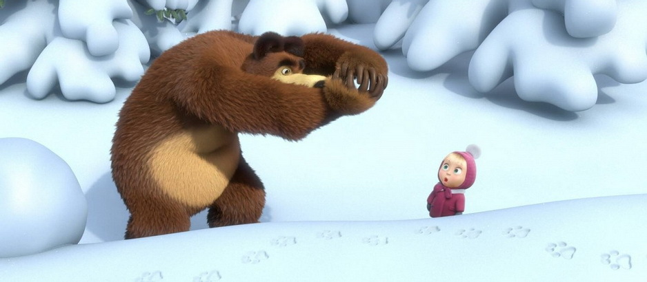 Мультфильмы маша и медведь 2018 года самые новые серии
