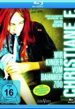 Я Кристина. Обложка с сайта amazon.de