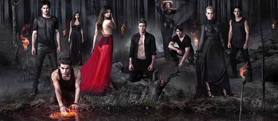 Дневники вампира. Обложка с сайта keep4u.ru
