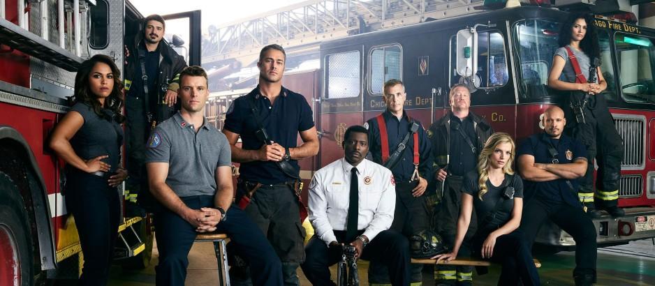 Пожарные Чикаго. Обложка с сайта ozon.ru