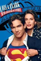 Лоис и Кларк: Новые приключения Супермена. Обложка с сайта kinopoisk.ru