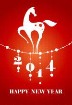 Новогодняя ночь 2014. Обложка с сайта ozon.ru