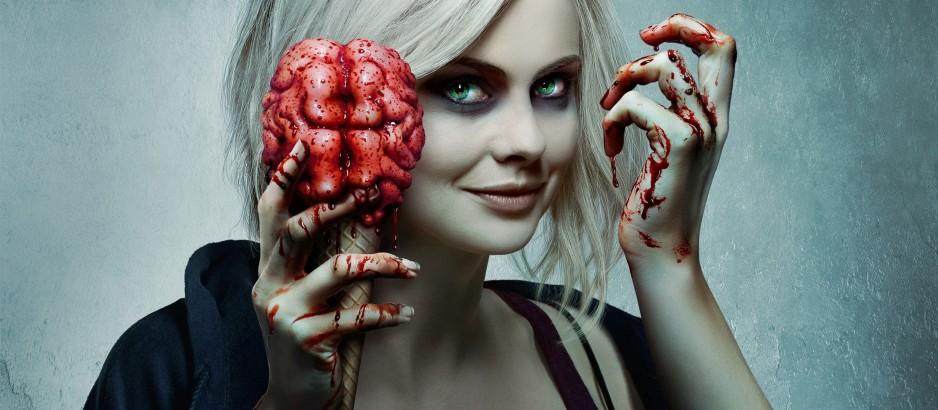 Я – зомби. Обложка с сайта ozon.ru