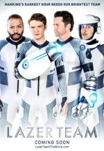 Лазерная команда. Обложка с сайта ozon.ru