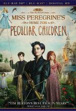 Дом странных детей Мисс Перегрин. Обложка с сайта bolero.ru