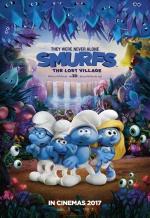Постер фильма «Смурфики: Затерянная деревня»