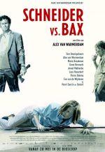 Шнайдер против Бакса. Обложка с сайта ozon.ru