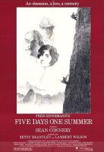 Пять дней лета. Обложка с сайта imageshost.ru