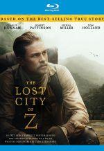 Постер фильма «Затерянный город Z»