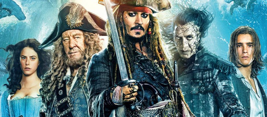 Пираты Карибского моря: Мертвецы не рассказывают сказки. Обложка с сайта kinopoisk.ru