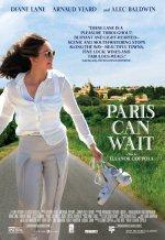 Постер фильма «Париж подождет»