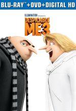 Постер фильма «Гадкий я 3»