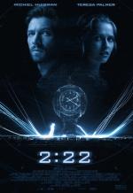 Постер фильма «2:22»