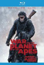 Постер фильма «Планета обезьян: Война»