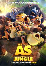 Постер фильма «Дозор джунглей»