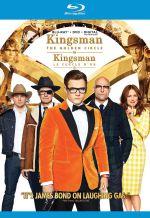 Постер фильма «Kingsman: Золотое кольцо»