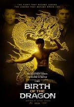 Постер фильма «Брюс Ли: Рождение дракона»