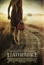 Постер фильма «Техасская резня бензопилой: Кожаное лицо»