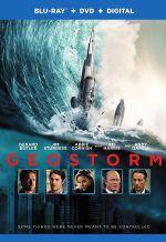 Постер фильма «Геошторм»