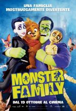 Постер фильма «Мы — монстры»