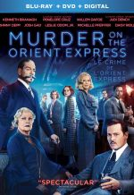 Постер фильма «Убийство в Восточном экспрессе»