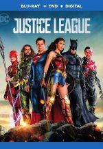 Постер фильма «Лига справедливости»