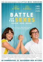 Постер фильма «Битва полов»